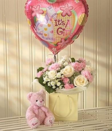 Pink Lullaby Gift Set