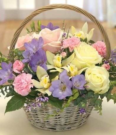 SIMPLY SCENTED BASKET