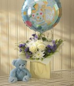 Blue Lullaby gift set